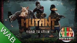 Mutant Year Zero Review - Worthabuy?