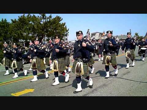 St. Patty's Day Parade #1 / Montauk New York / Mar...