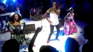 Mr Love - Tousse sali (Live)