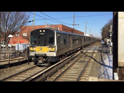 Long Island Rail Road HD: 2 Hours @ New Hyde Park w/ M7s, DE30ACs, DM30ACs, C3s, & an M3 (3/9/15)