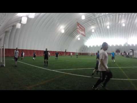 Citadel vs McGrath Imports @ The PrivateBank Fire Pitch - February 6th 2017 - Part 1