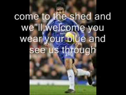 CHELSEA FC Anthem - Blue Is The Colour(Lyrics)