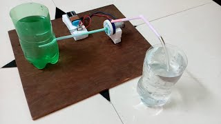 How to Make Electric Water Pump at Home - Easy Way