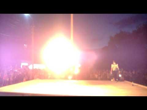 """День Города Каргата 06.08.16 Fire Show """"Аврора"""""""