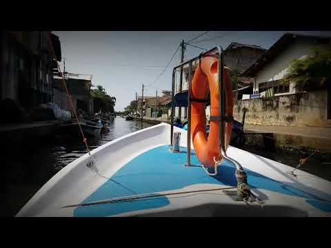 Captain Fernando Lagoon Boat Tour, Negombo Sri Lanka