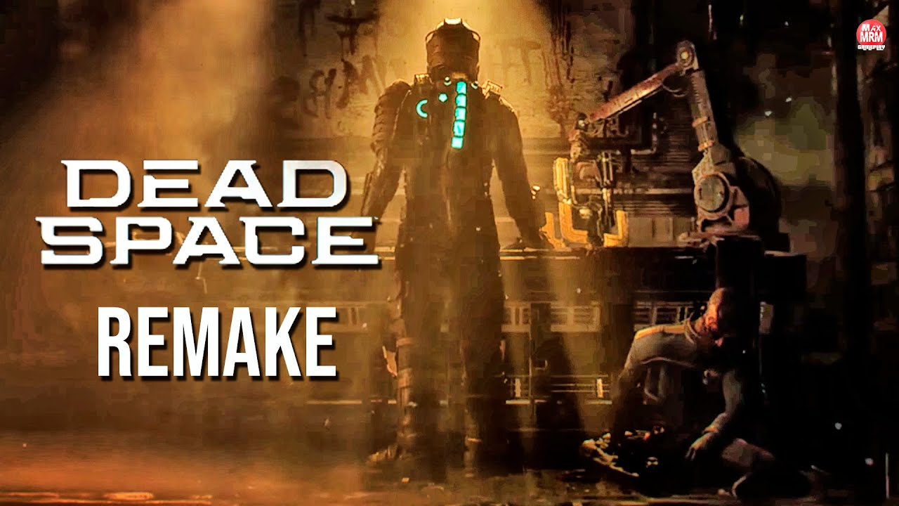 DEAD SPACE  REMAKE : TRAILER OFICIAL com VISUAL INCRÍVEL!