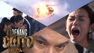 Robert's helicopter crashes | Kadenang Ginto Recap