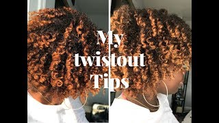 My Perfect Twistout : Tutorial