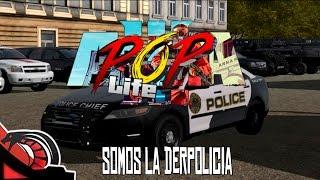 SOMOS LA DERPOLICIA | Arma 3 - POP LIFE (Roleplay)