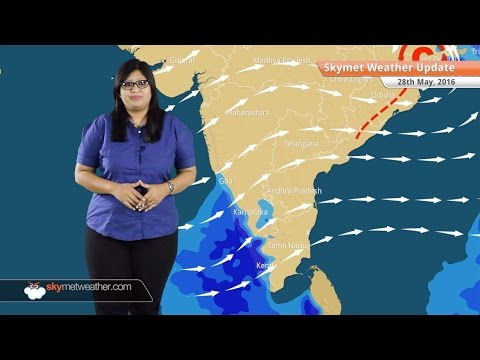 Weather Forecast for May 28: Rain in Kerala to continue as Monsoon in India nears