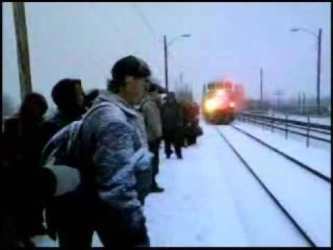2008 Winter Sounder Commute