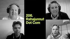 Rahajunnut Dot Com | #rahapodi 206