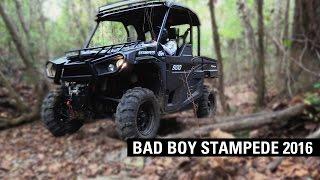 Bad Boy Stampede 2016