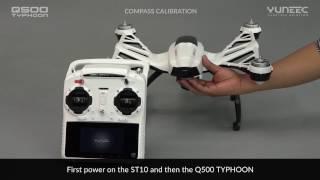 Q500 TYPHOON CALIBRATION TUTORIAL