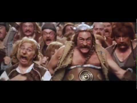 Random Movie Pick - Trailer | Astérix & Obélix contre César YouTube Trailer