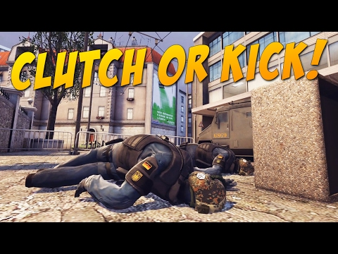 CS:GO - Clutch Or Kick! #81