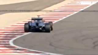 F1 Bahrein 2014 Nico Rosberg Mercedes AMG F1 W05