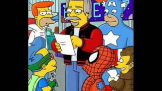 crossover crisis simpsons e futurama