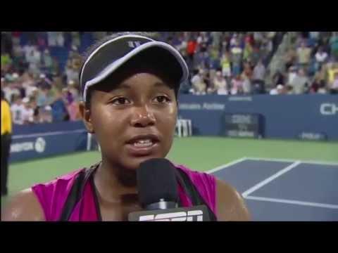 Victoria Duval, 17, Upsets Sam Stosur 2011 US Open Champ + Stars Respond | TapTap Sports HQ