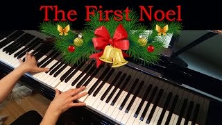 The First Noel (Late-Intermediate Piano Solo)