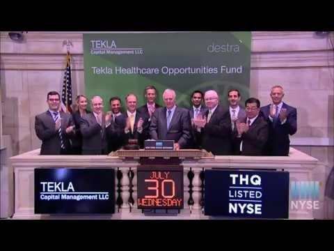 Tekla Healthcare Opportunities Fund Lists on the New York Stock Exchange