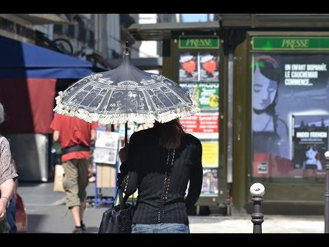 Ambiance sonore - Rues de Paris (Binaural)