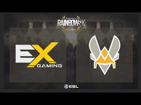 Team Vitality vs. eXcellence Gaming  - Rainbow Six Pro League Finals on Xbox - Map 3