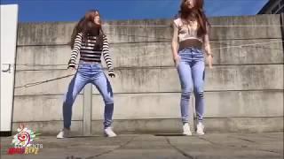 DJ AKIMILAKU    REMIX ♫ DJ AISYAH MAIMUNAH + POKEMON ♫ TIK TOK SHUFFLE DANCE PALING KREEENN