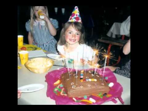 Bec's 21st birthday slideshow