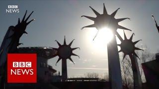 China's 'sun king' who built a solar city   BBC News