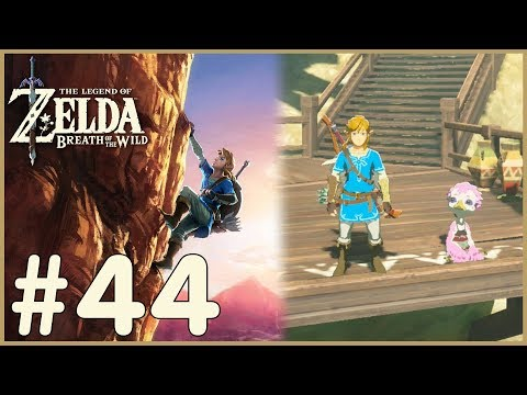 Zelda: Breath Of The Wild  Rito Village  44