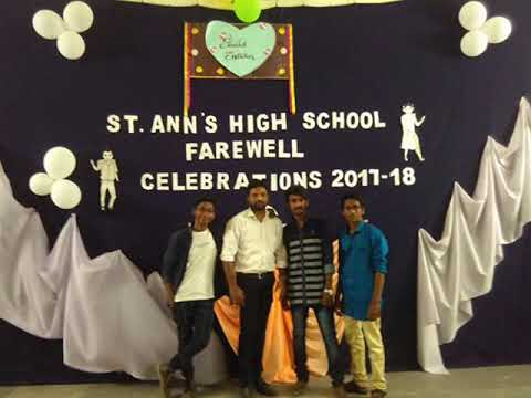 St anns high school