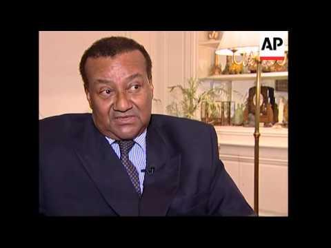 Togo opposition leader calls for sanctions
