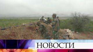 Министерство обороны сообщило огибели российского офицера вСирии.