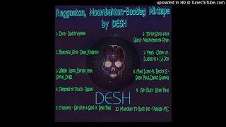 Reggaeton, Moombahton-Bootleg Mixtape by DESH