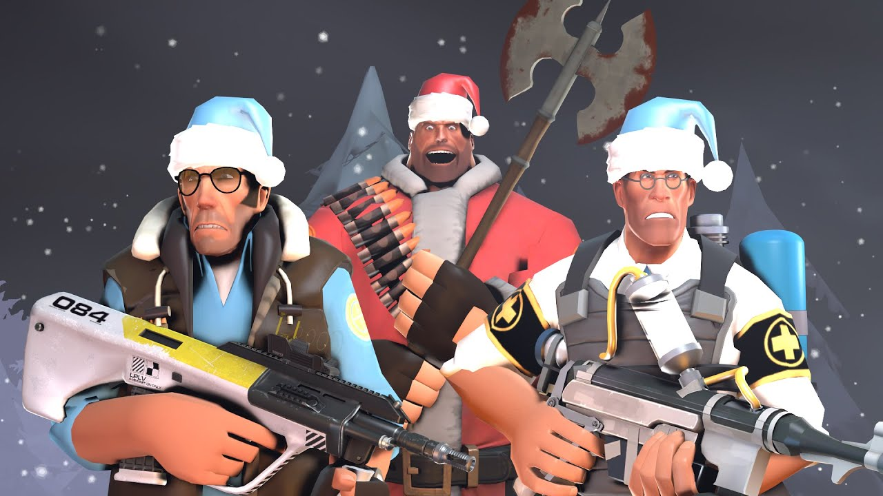 [SFM] Not Another Christmas Song