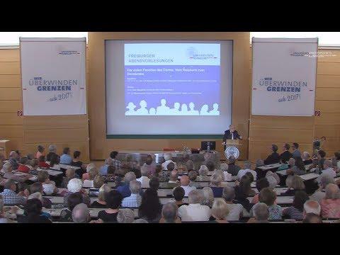 Die vielen Facetten des Darms - 3. Freiburger Abendvorlesung 2017