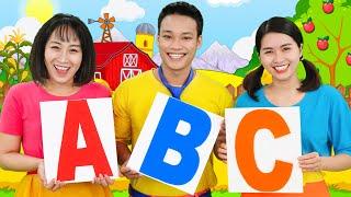 ABC Learning Alphabet | Kids songs with lyrics - HahaSong HS58