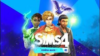 The Sims 4 I First Look ✨KRAINA MAGII✨ - Cas i tryb budowania