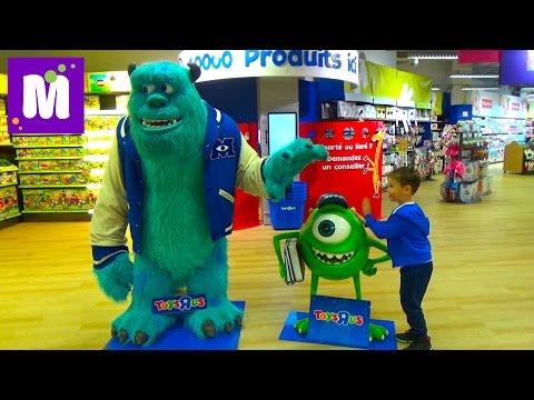 видео: Париж День 8 идём в детский магазин игрушек купим Хот Вилс машинку