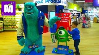 Париж День 8 идём в детский магазин игрушек купим Хот Вилс машинку Toys shopping in Paris(, 2015-09-27T13:58:38.000Z)