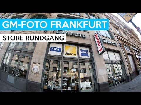 GM-Foto Frankfurt stellt sich vor | Foto Fachhandel aus Frankfurt | Sensorreinigung | Mietkamera