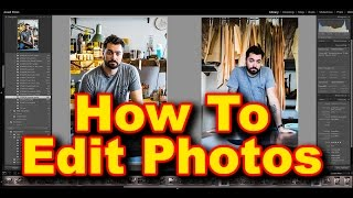 How To Edit RAW Digital Photos From The CANON 80D In Adobe Lightroom CC: Tips For Photo Editing