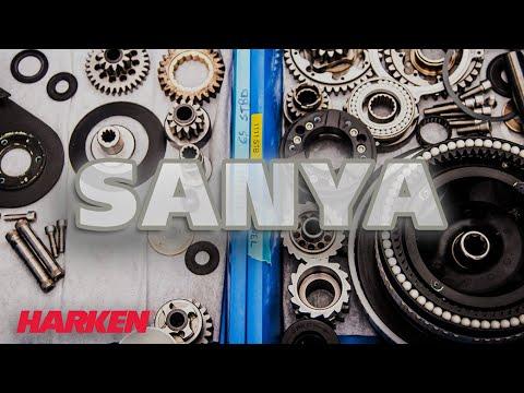 Harken Tech Team in Sanya