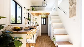 The Coogee 7.2 Spacious Tradition Style Tiny House For Sale From Aussie Tiny Houses