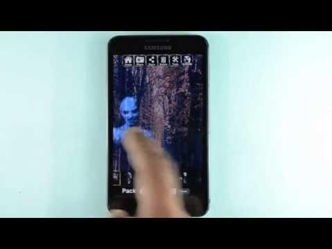 Ghost Cam Plus - Android app promo video