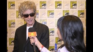 Doctor Who Cast Reacts To Female Doctor Casting