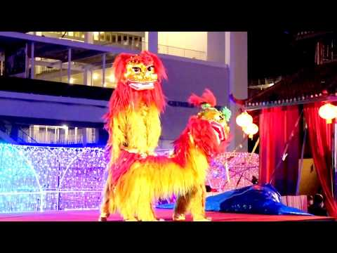 Chinese Circus at the Chill Fest | Queen Mary |Things to do in LA after Xmas