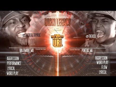 TAY ROC VS JC SMACK/ URL