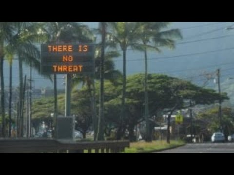 Hawaii missile alert fallout: How did it happen?
